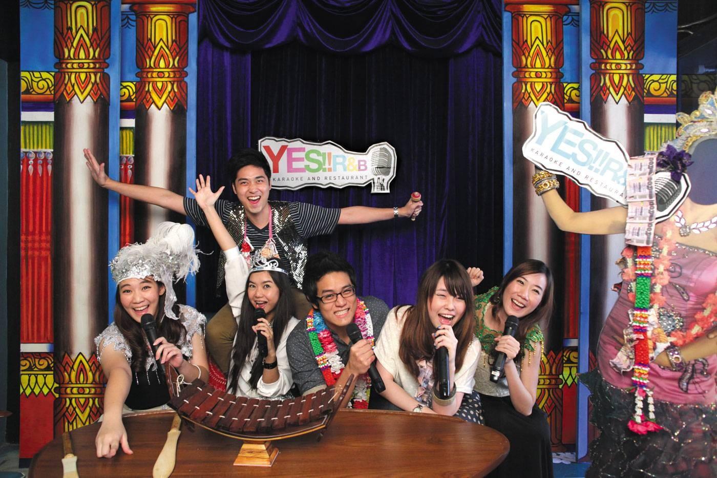 Yes!! R&B Karaoke ทองหล่อ 10