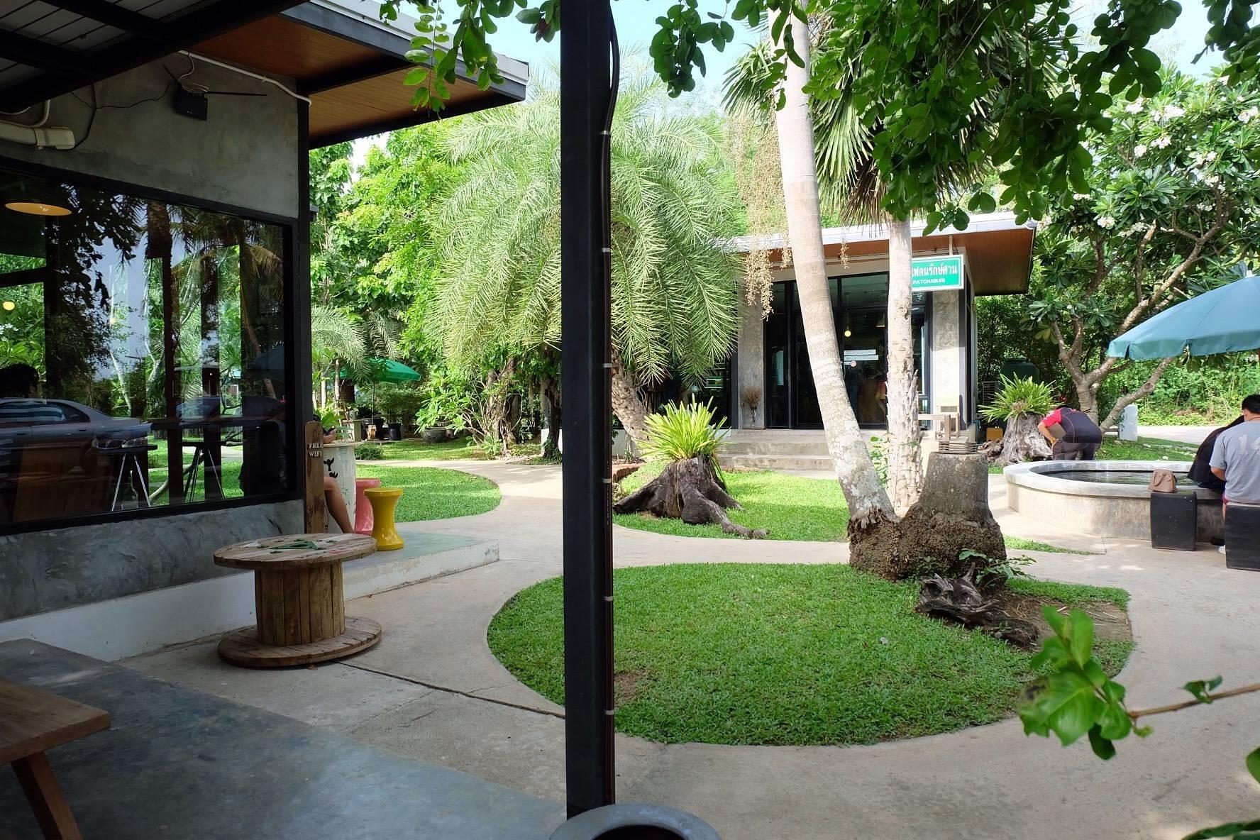 กาแฟคนรักษ์สวน