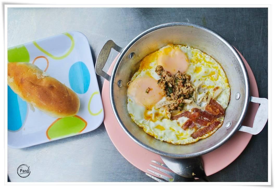 ไข่กระทะ+ตอร์ปิโด