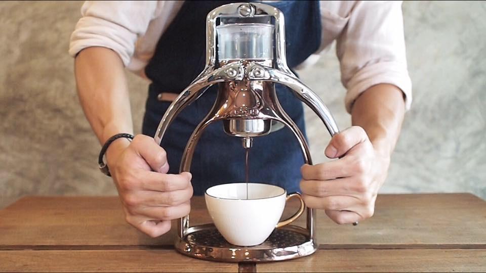 เครื่องทำกาแฟแก้วอร่อย
