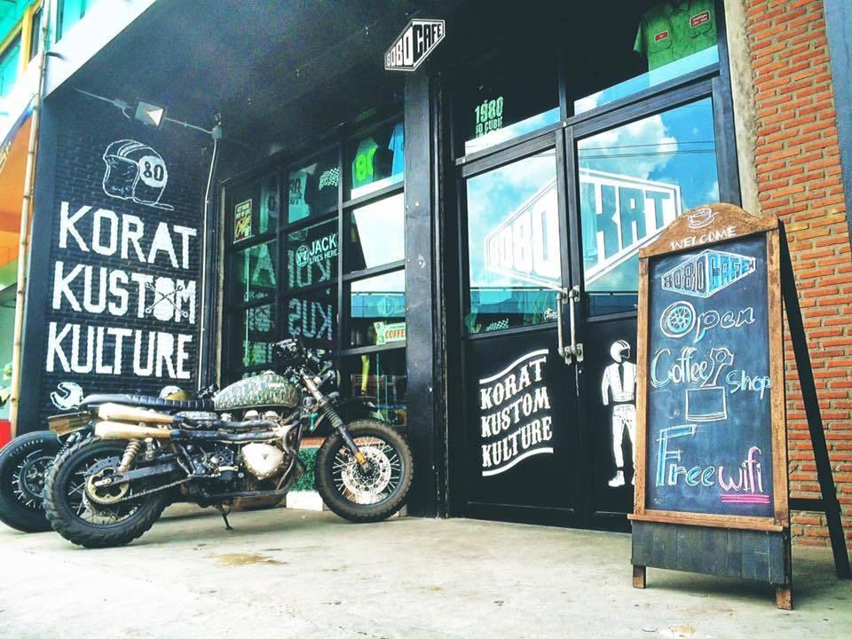 8080 Cafe Korat
