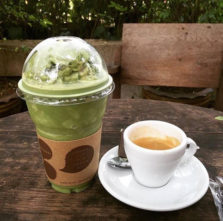 ชาเขียวมัทฉะปั่นอร่อยสุดๆ ส่งตรวจากญี่ปุ่น