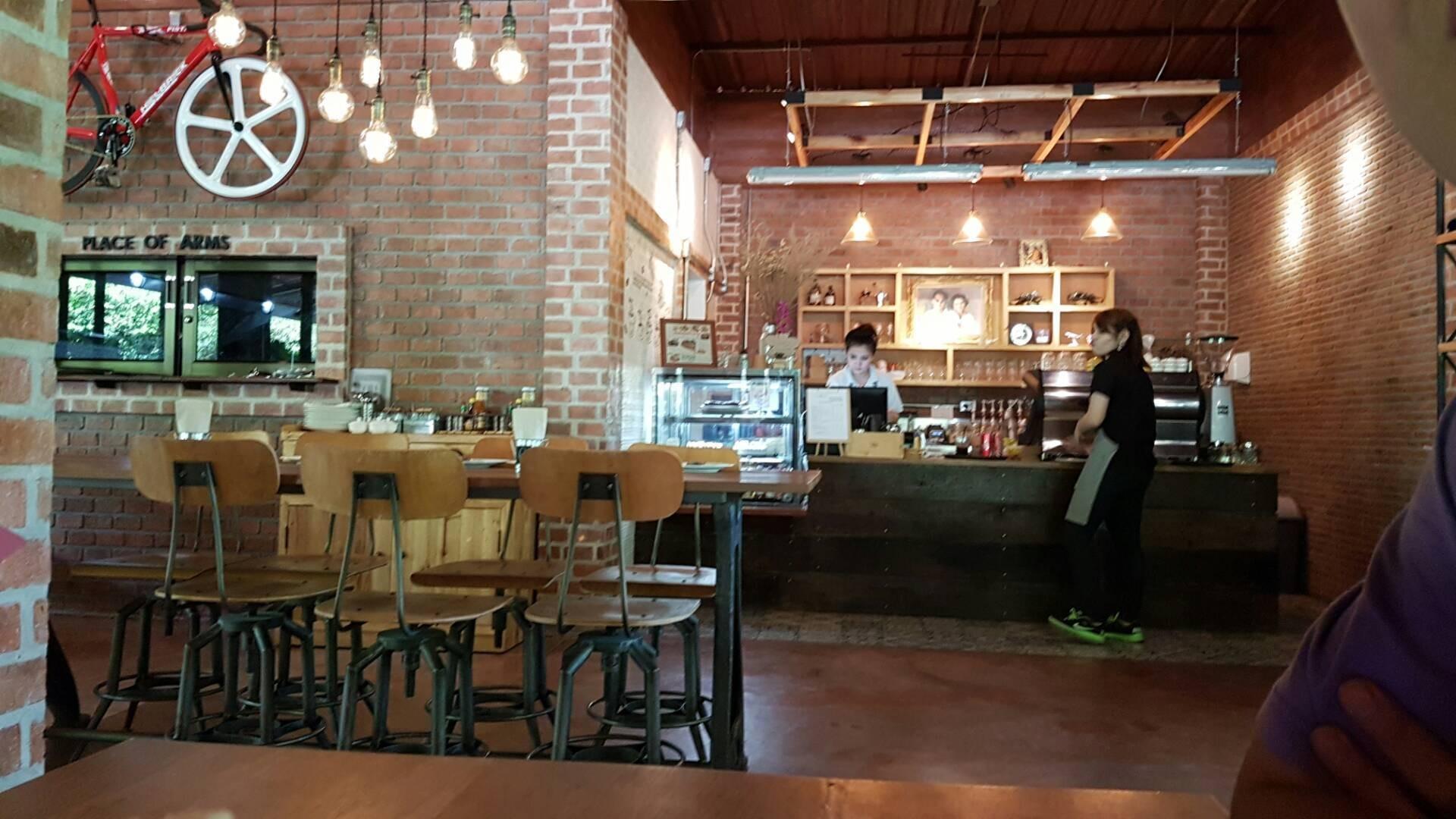 Captain Noi Café & Hangout