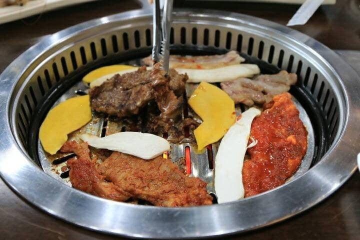 K B.B.Q Korean buffet