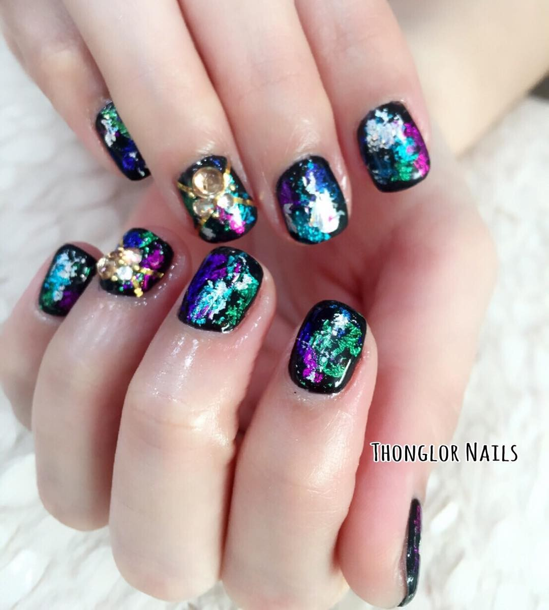 Thonglor Nails ทองหล่อ