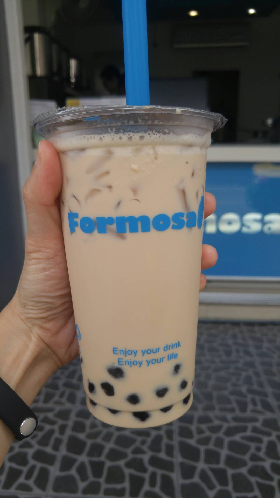 Formosa (FMS) ชานมไข่มุก ซอย ม.หอการค้าไทย