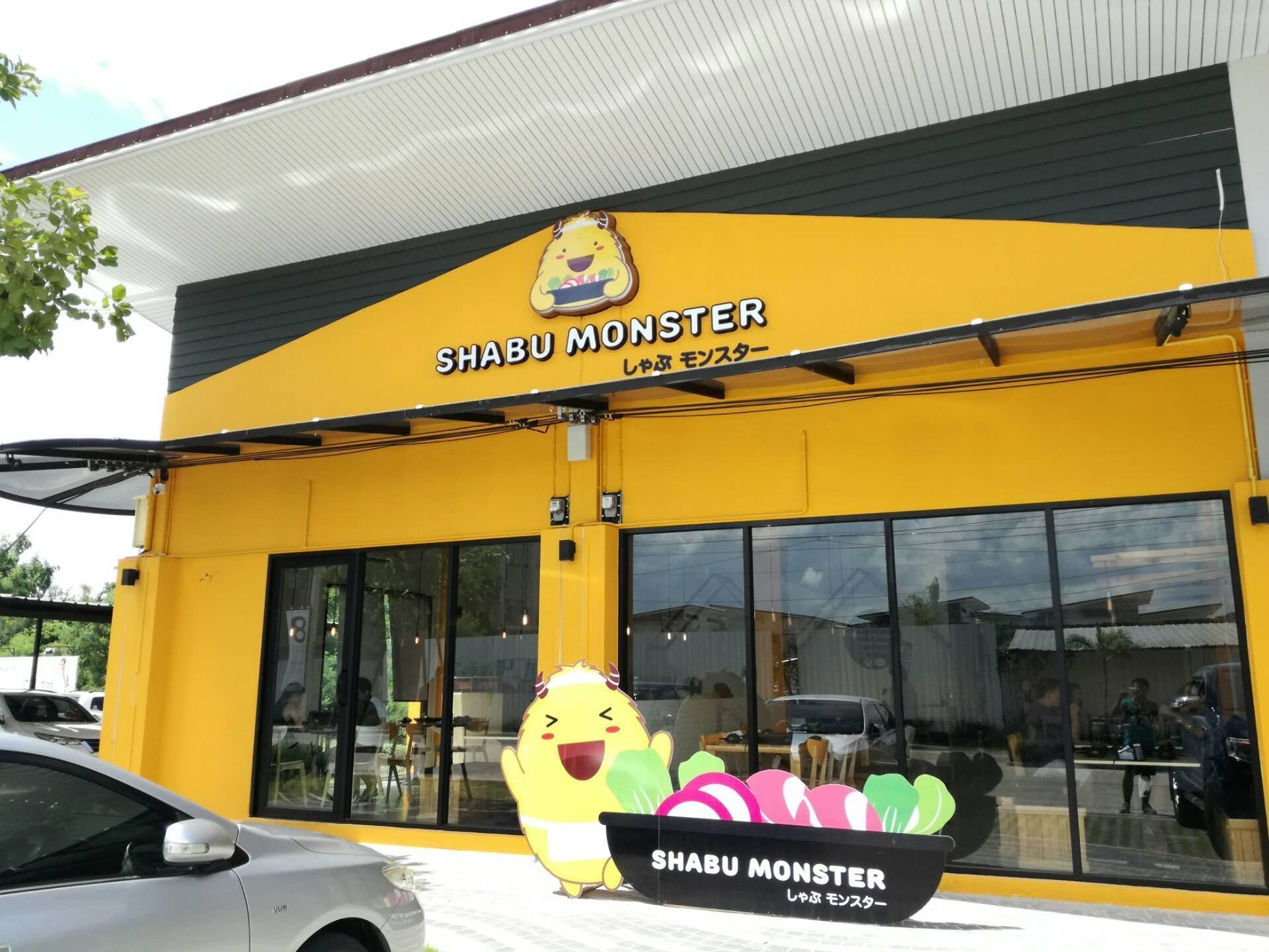 Shabu Monster