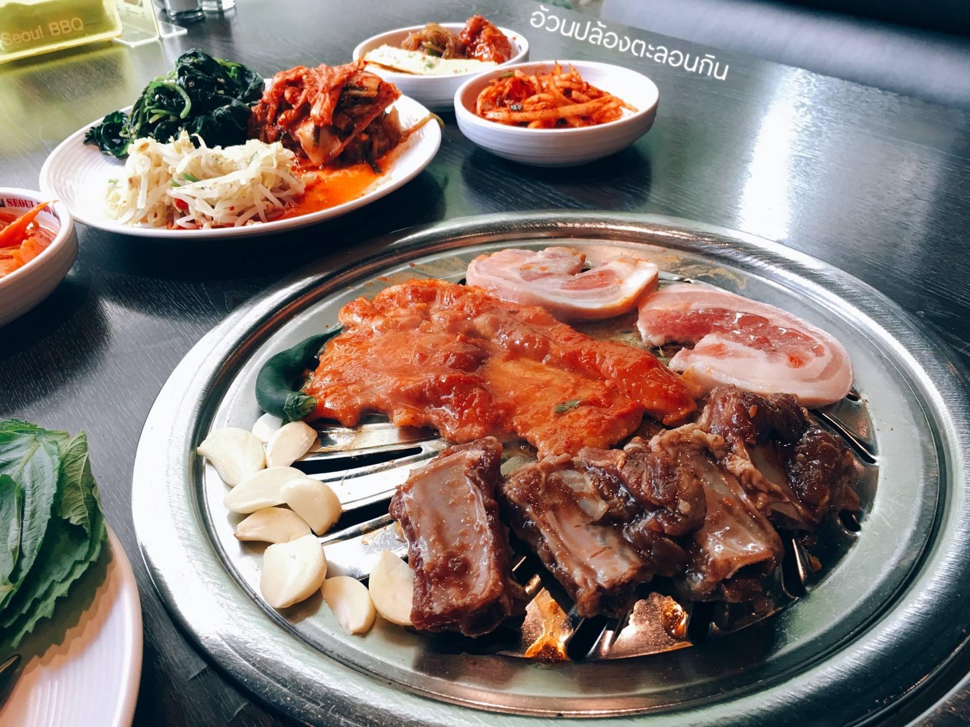 Seoul BBQ ( Asok )