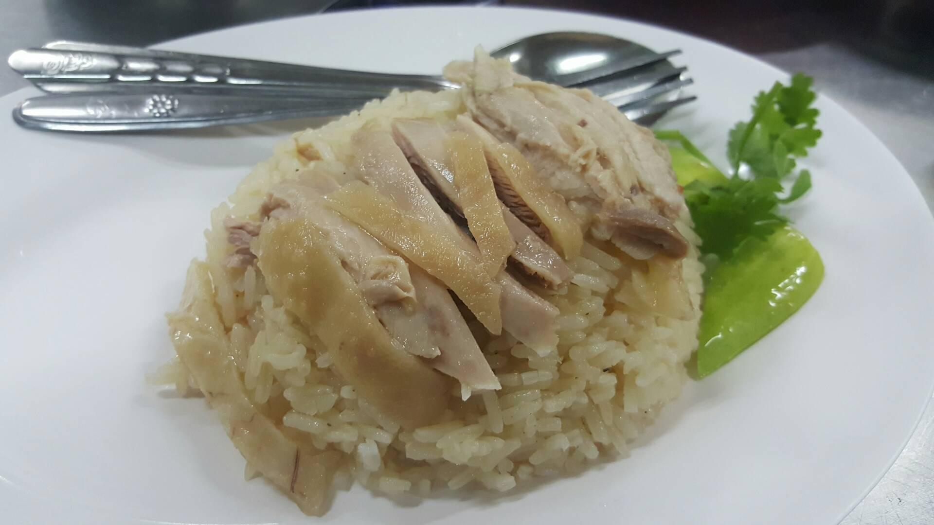 ข้าวมันไก่ โอชิน พรานนก