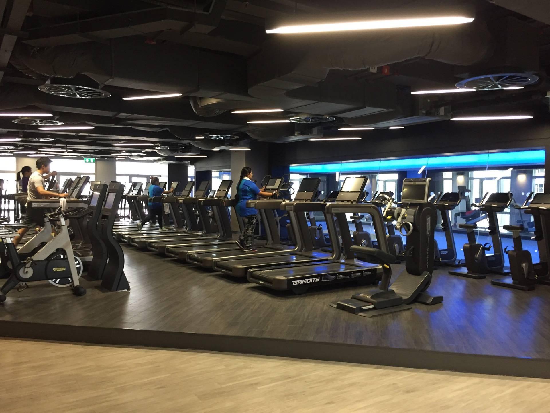 Virgin Active Fitness Club เอ็มไพร์ทาวเวอร์