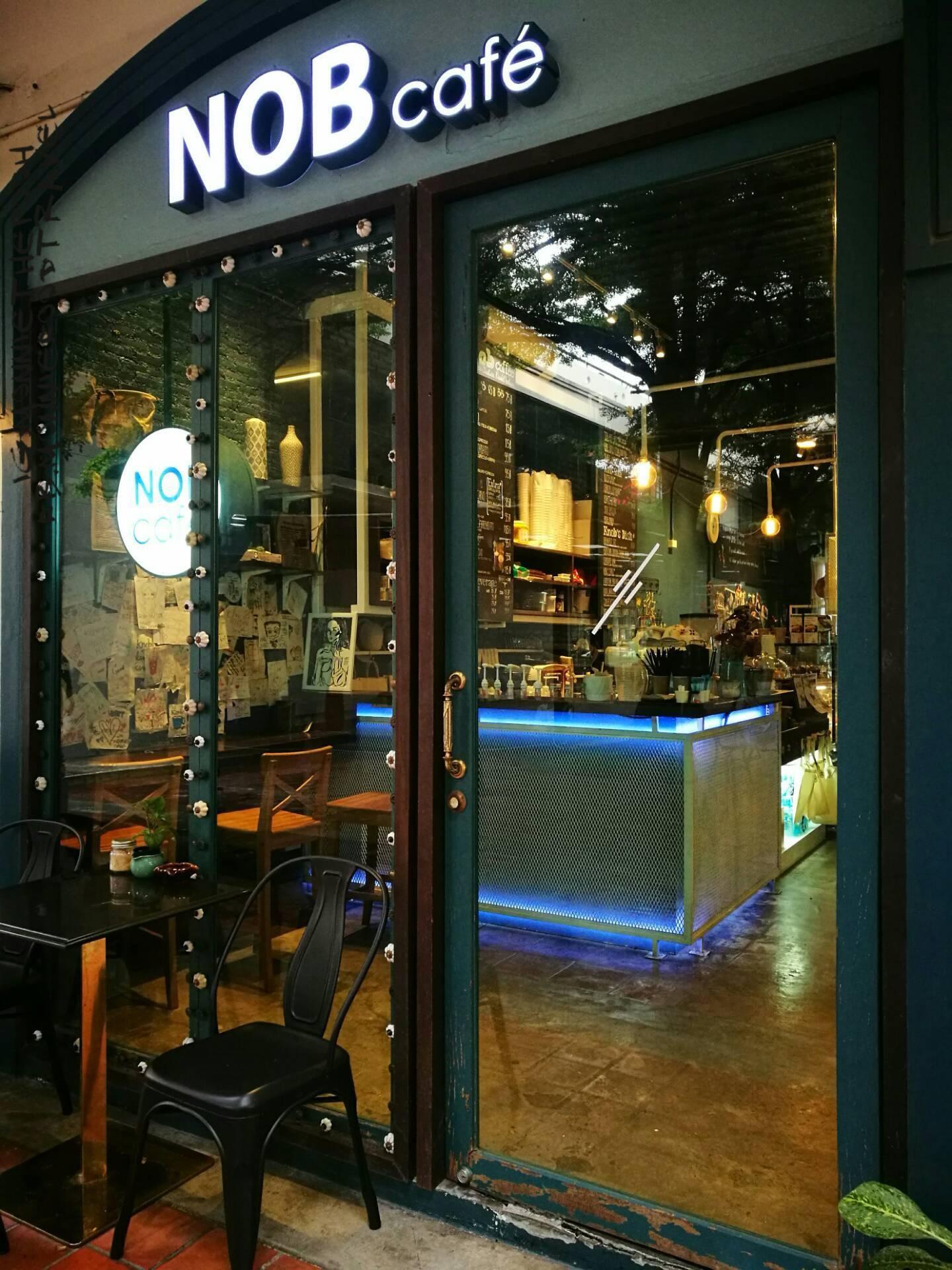NOB Cafe' สีลม