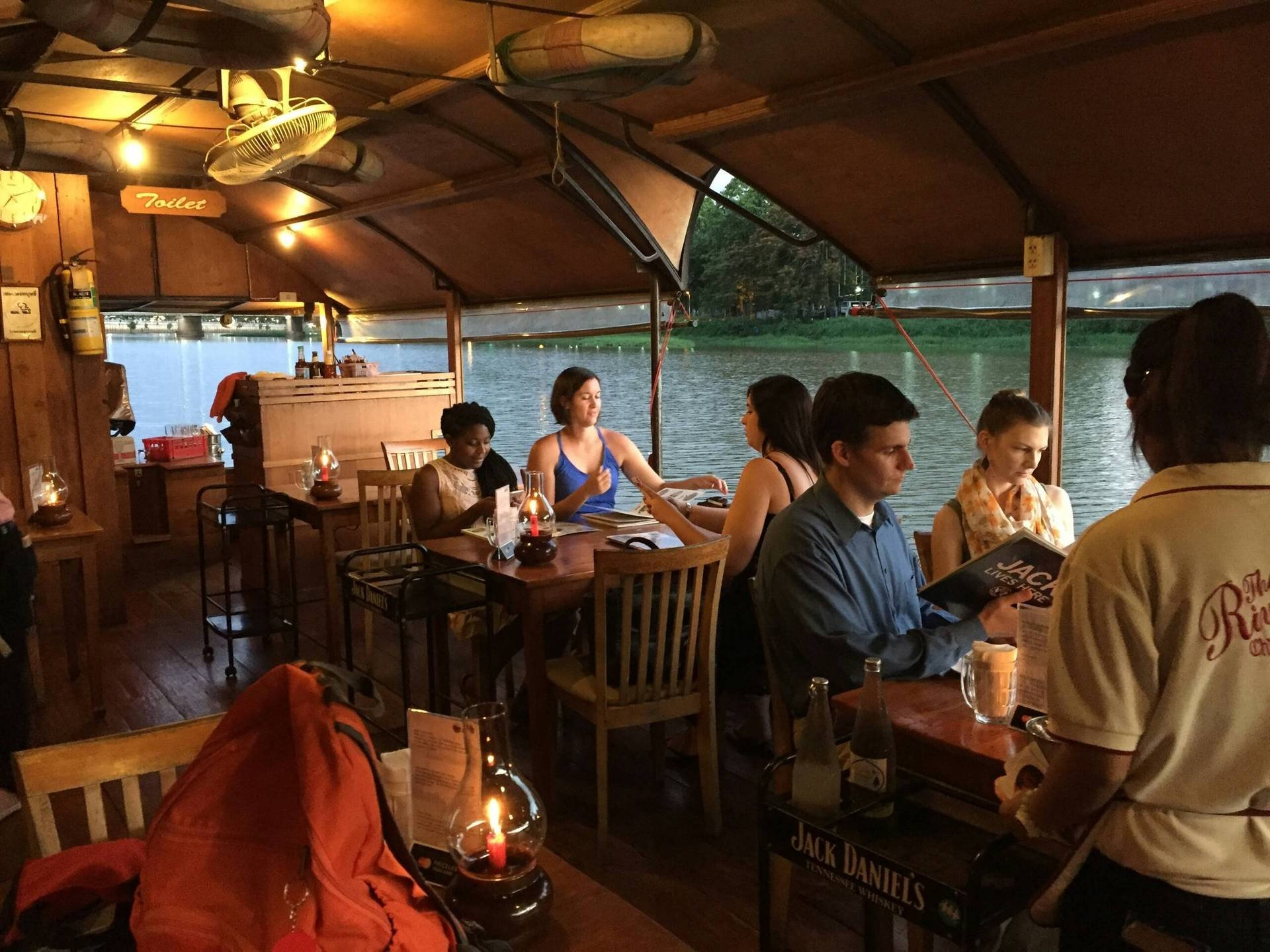 The Riverside Bar & Restaurant @ Chiang Mai