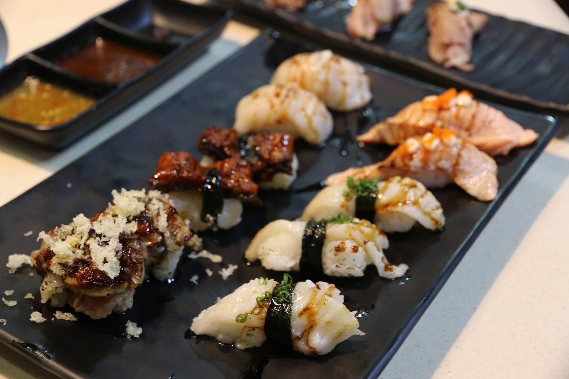 Tenjo Sushi & Yakiniku Premium Buffet Gateway Ekamai