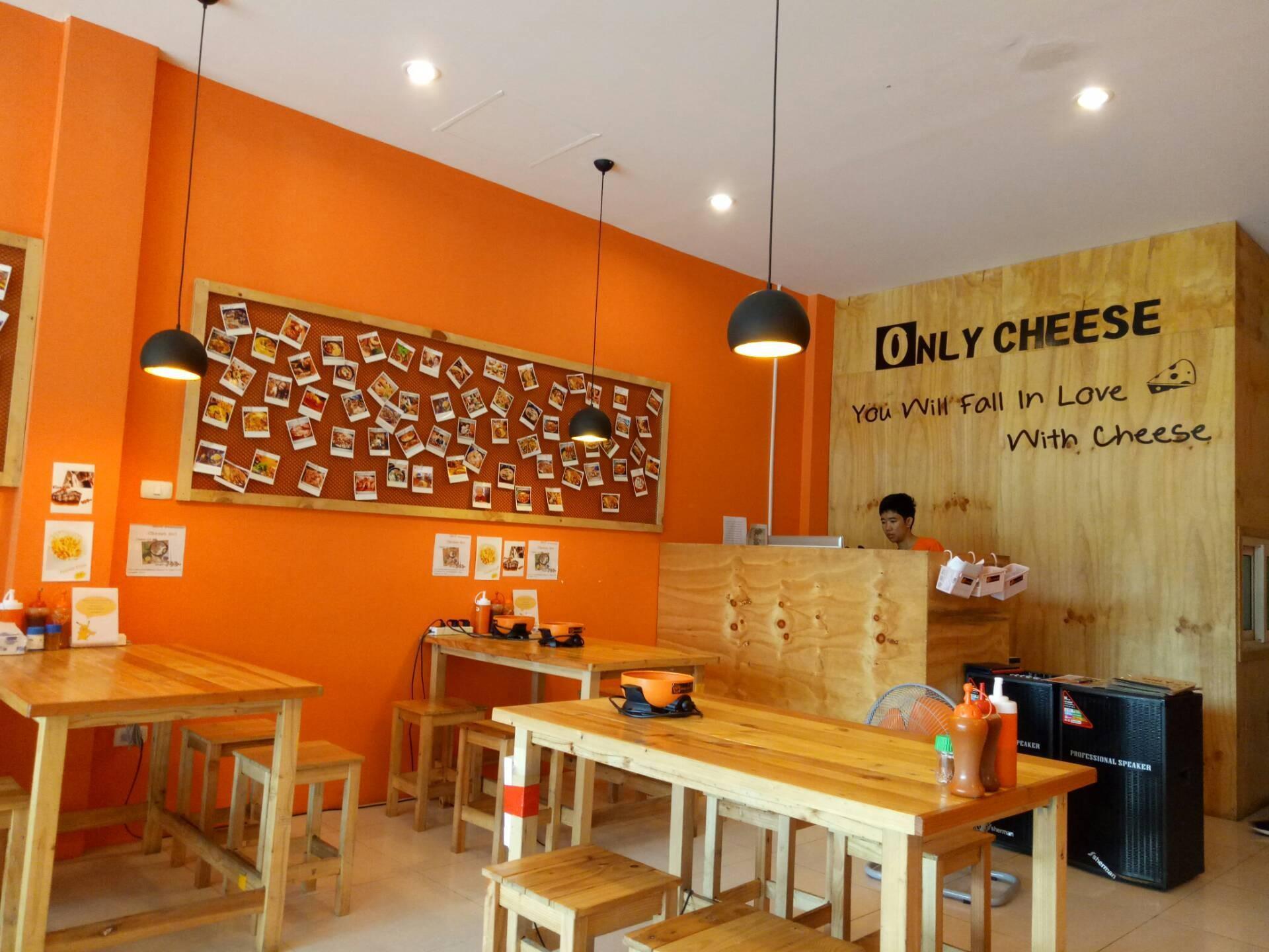 ONLY Cheese Phuket at Kathu กะทู้