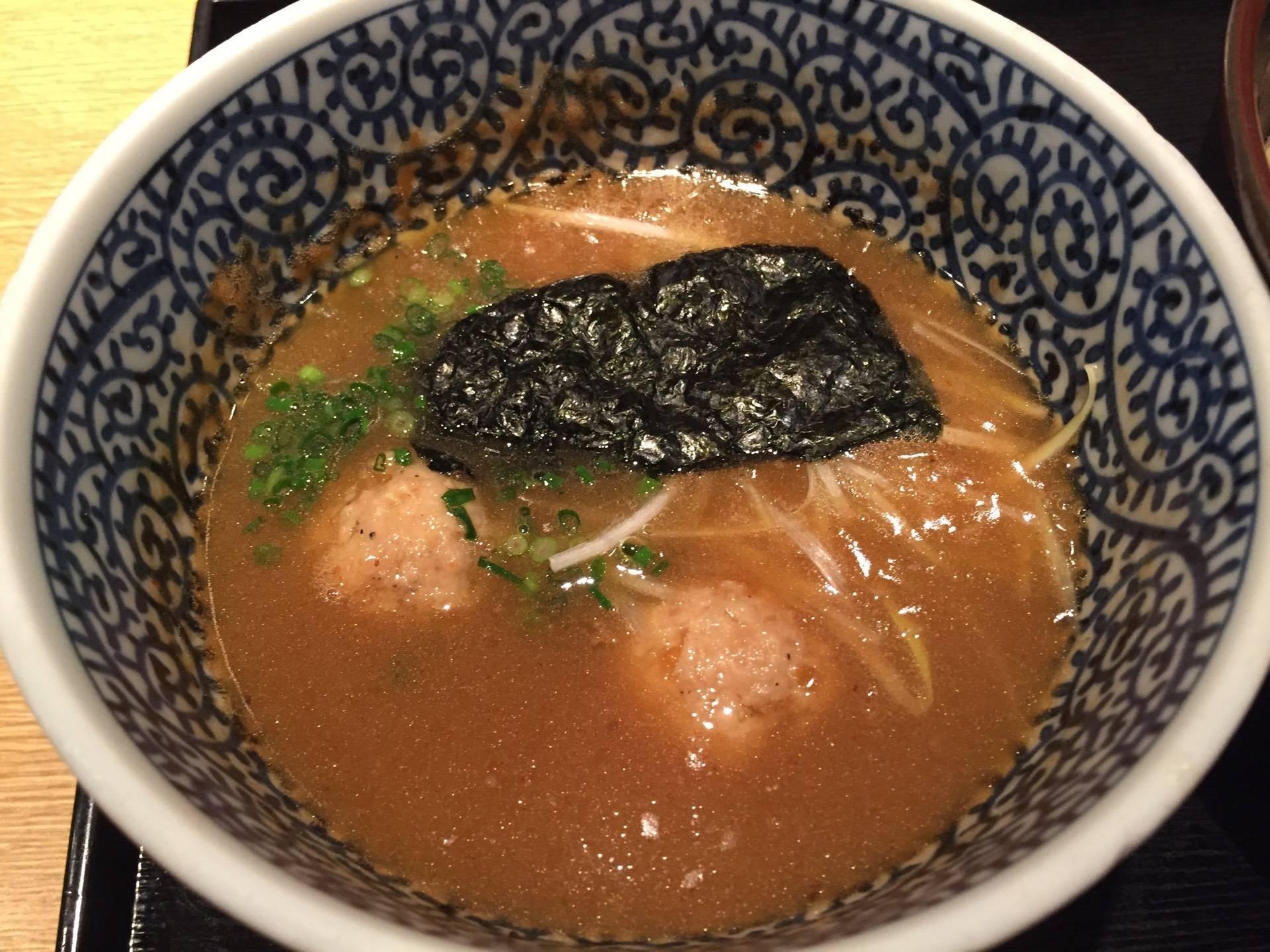 น้ำ Tsukemen