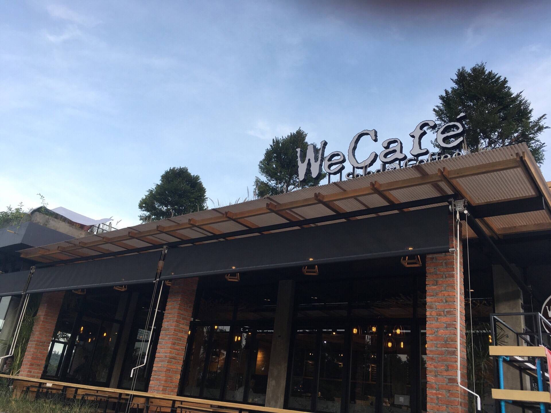 We Cafe สามกอง