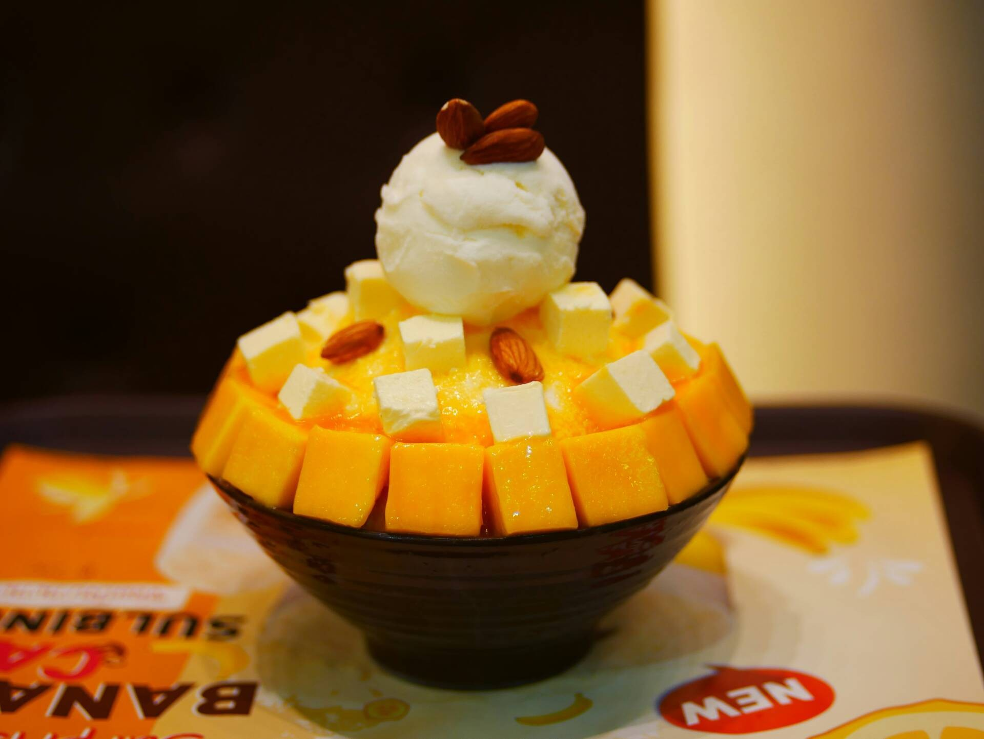 Sulbing Korean Dessert Cafe สยามสแควร์ ซอย 2