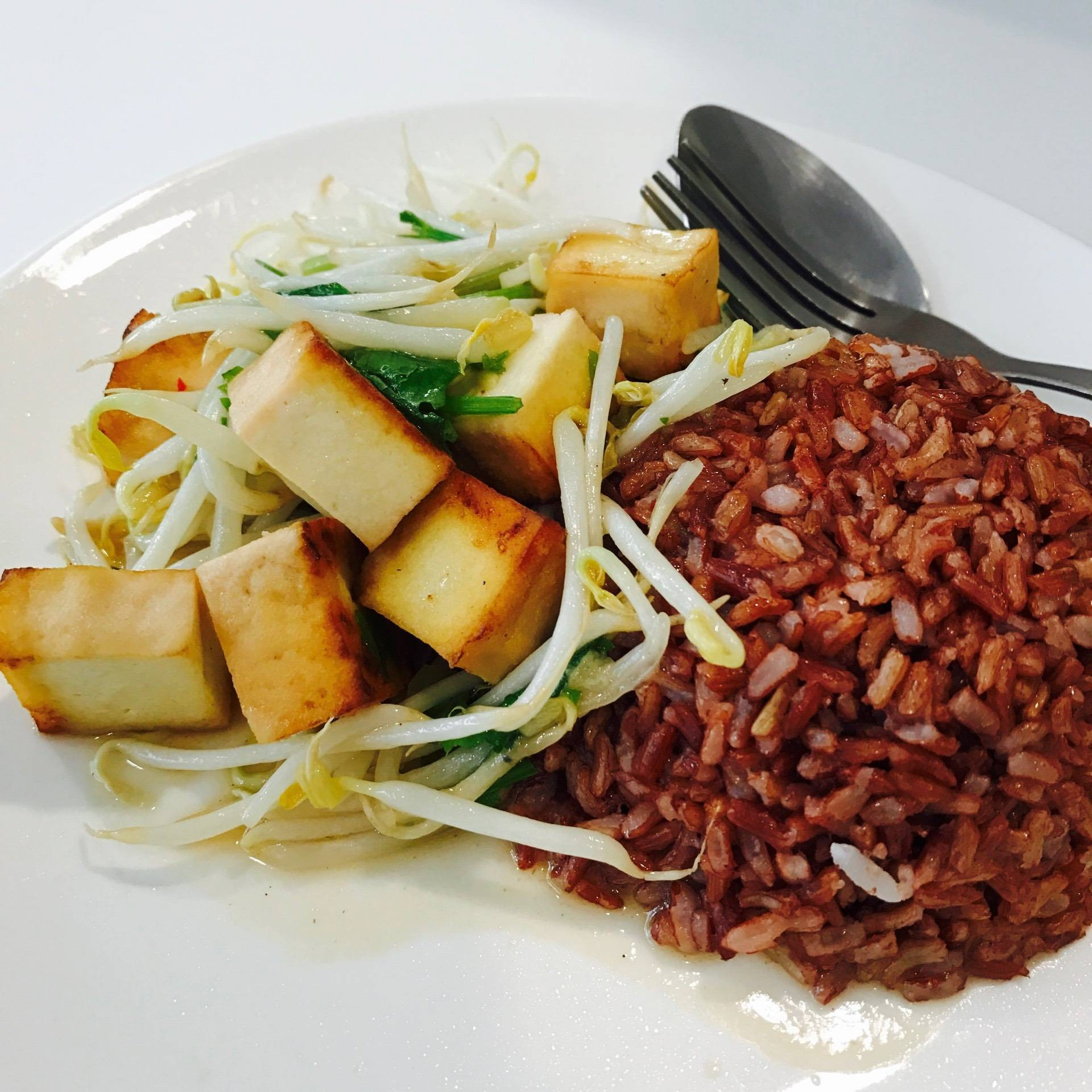 The Rice & Healthy Food ปิ่นเกล้า