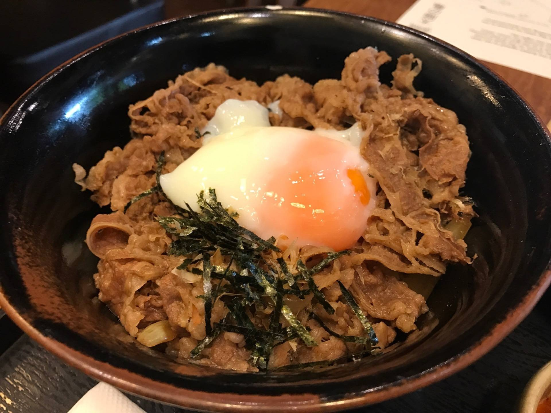 Gyudon House (Gyudon Expression) Big C เอกมัย