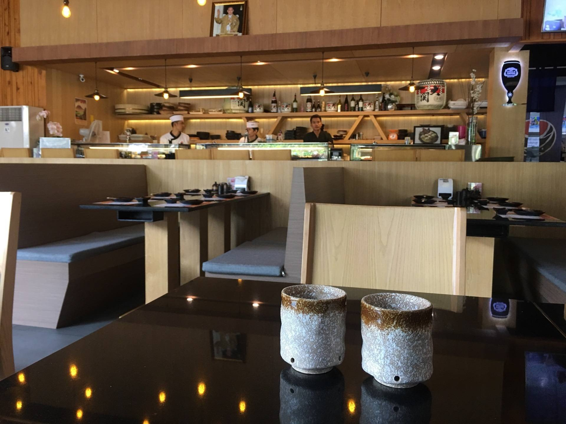 Hoshi Japanese Restaurant บางนา