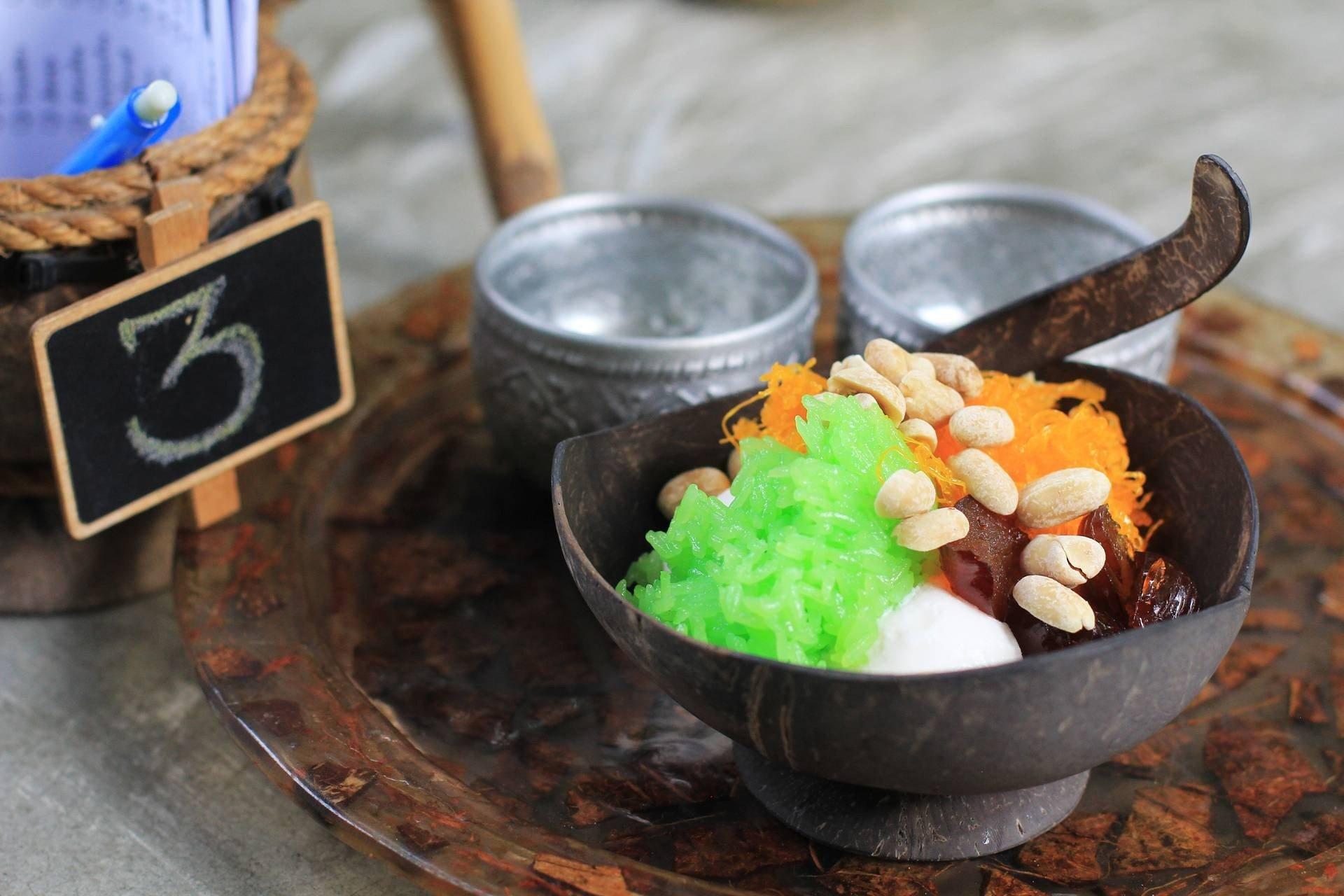 กะลา ไอศกรีมกะทิสด
