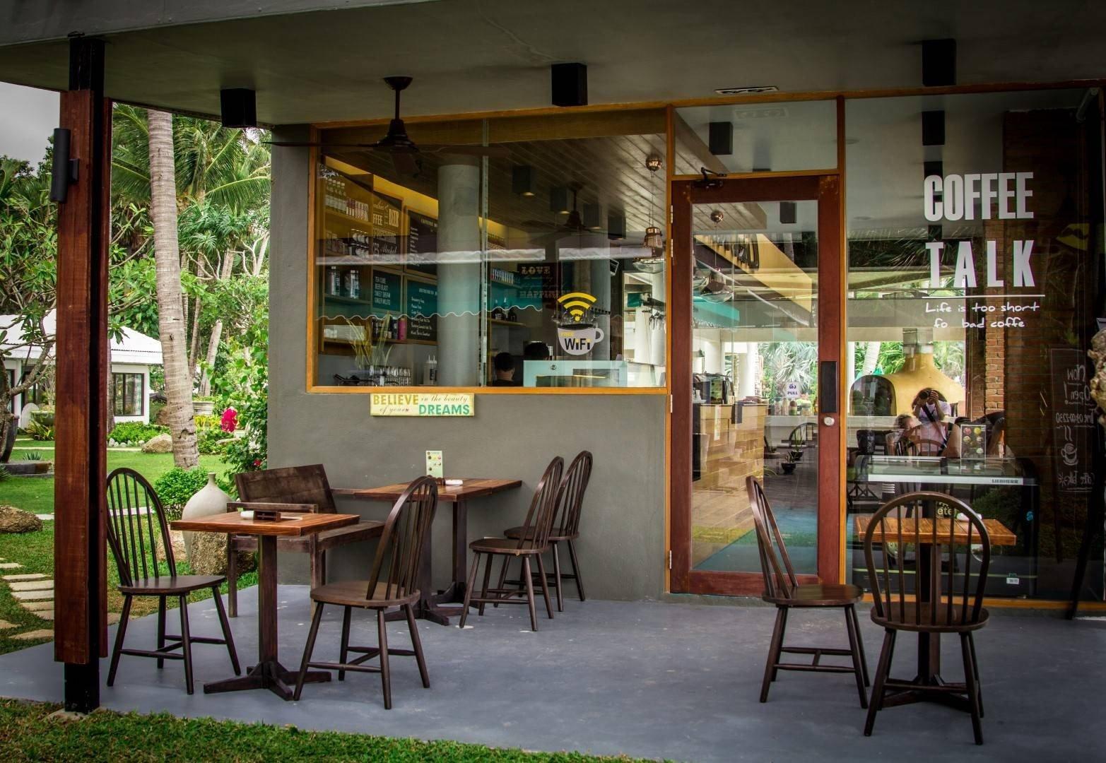 Coffee Talk Phuket