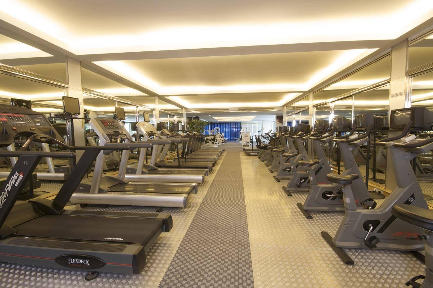Olympic Club Running Machine
