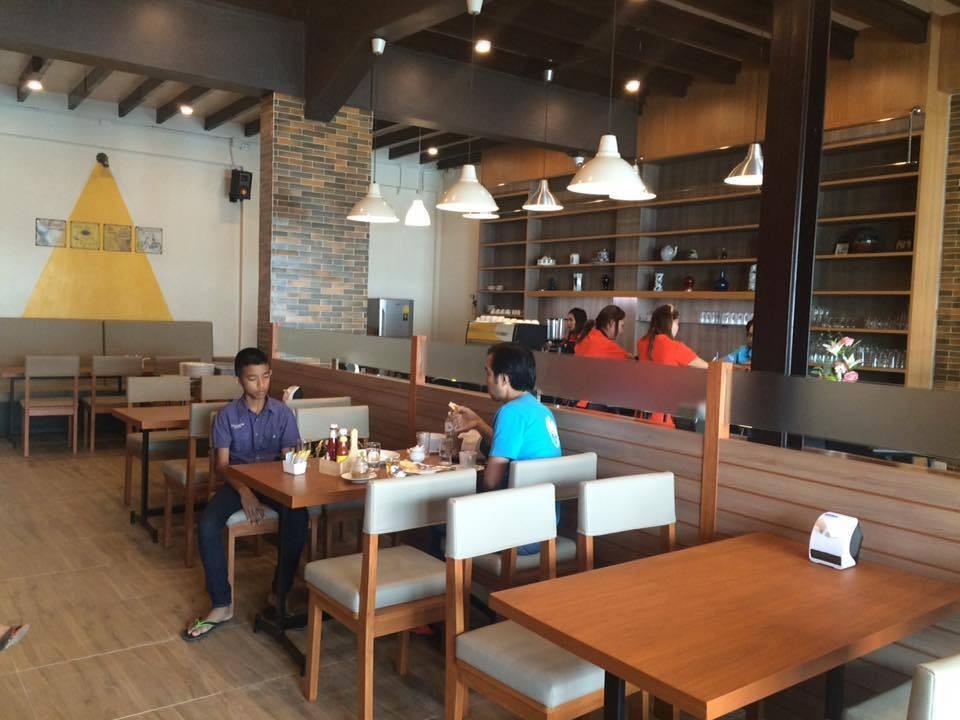 รูป The Red Barn Restaurant - Wongnai