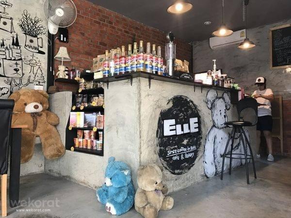 บรรยากาศ ELLE Coffee