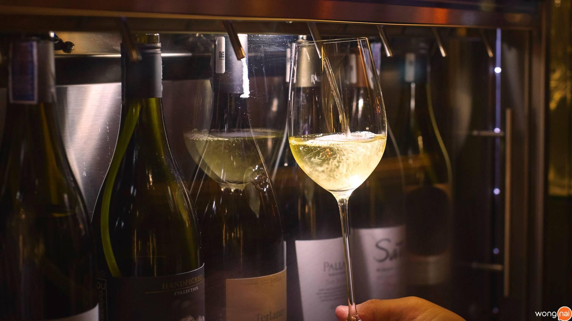 Riedel Wine Bar & Cellar (รีเดล ไวน์ บาร์ แอนด์ เซลล่าร์) Gaysorn Village