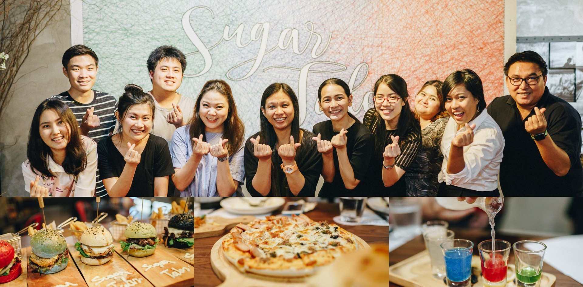 Wongnai Tasting x Sugar Tales Café and Bistro กิน-ดื่ม-นั่งเล่น-ชิลล์ๆ