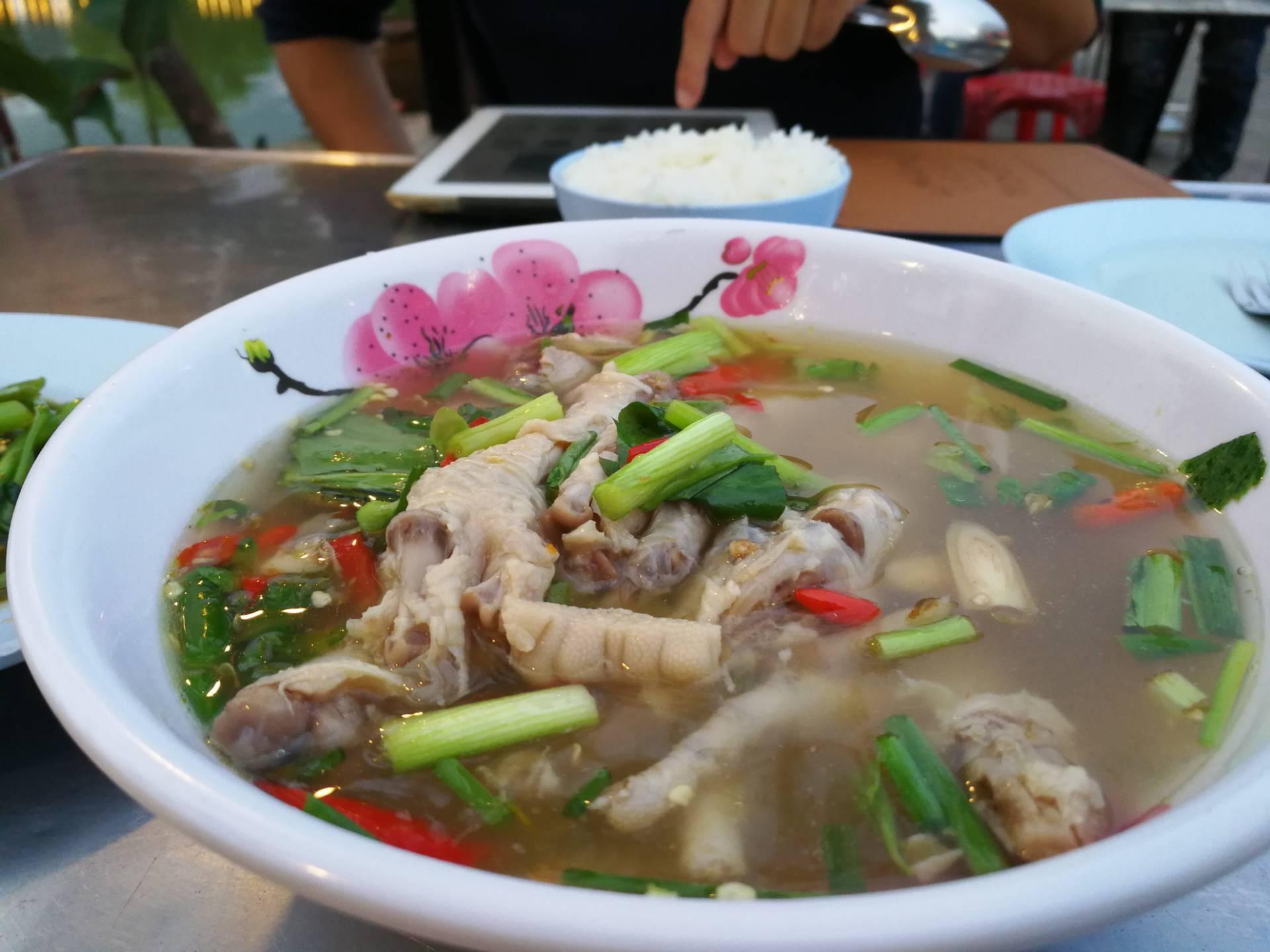 ข้าวต้มริมสระ เมืองทองธานี