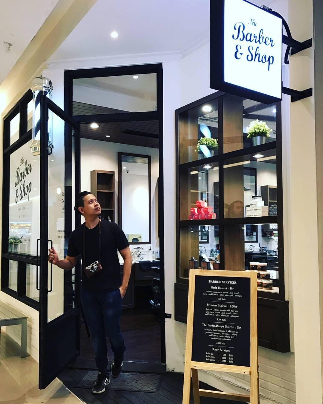 The Barber & Shop Warate's เดอะพาซิโอ ลาดกระบัง