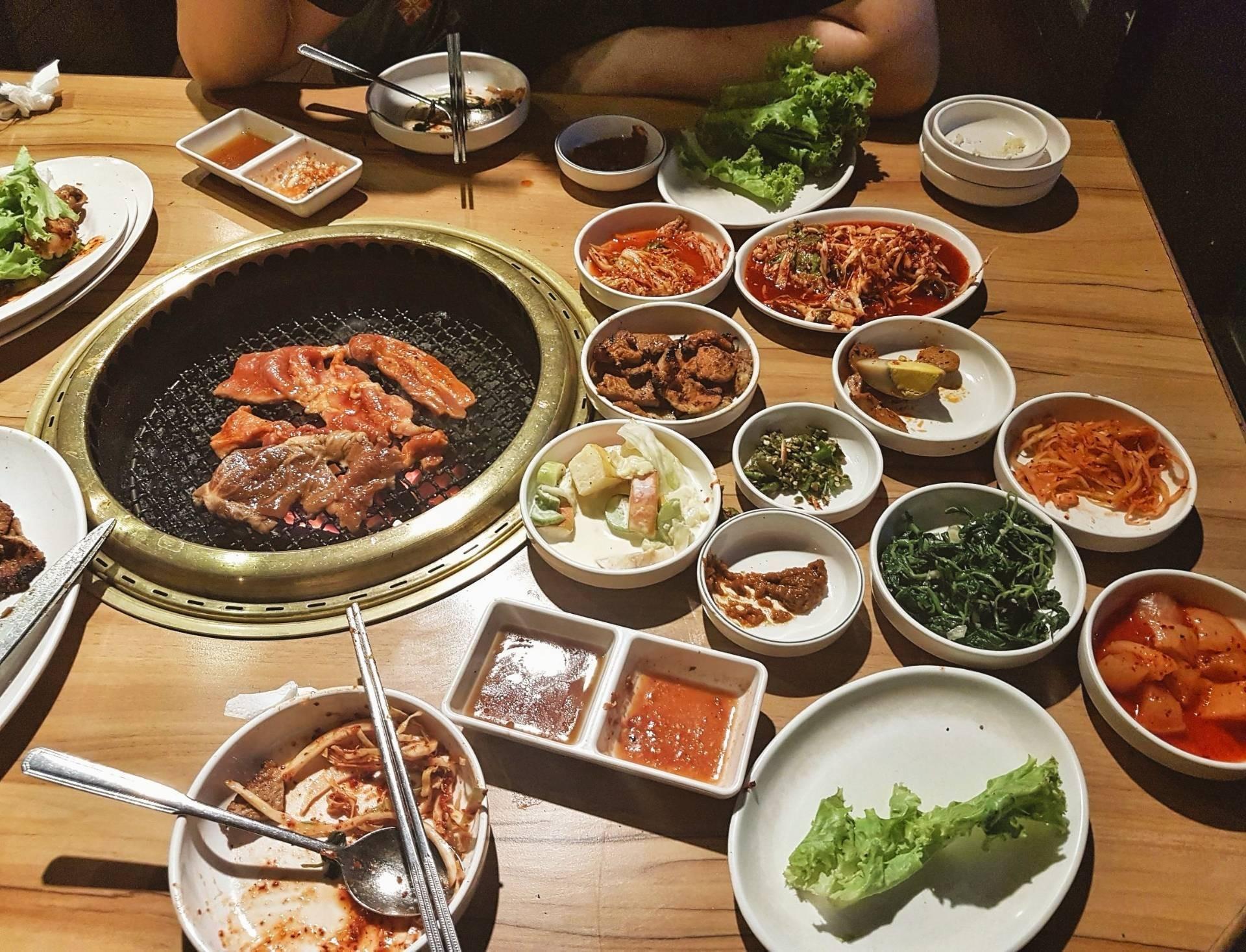 ปิ้งย่างแนวเกาหลี