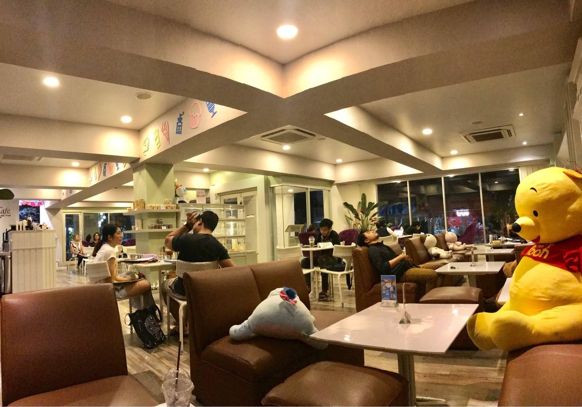 Le Cafe V WISH Hotel