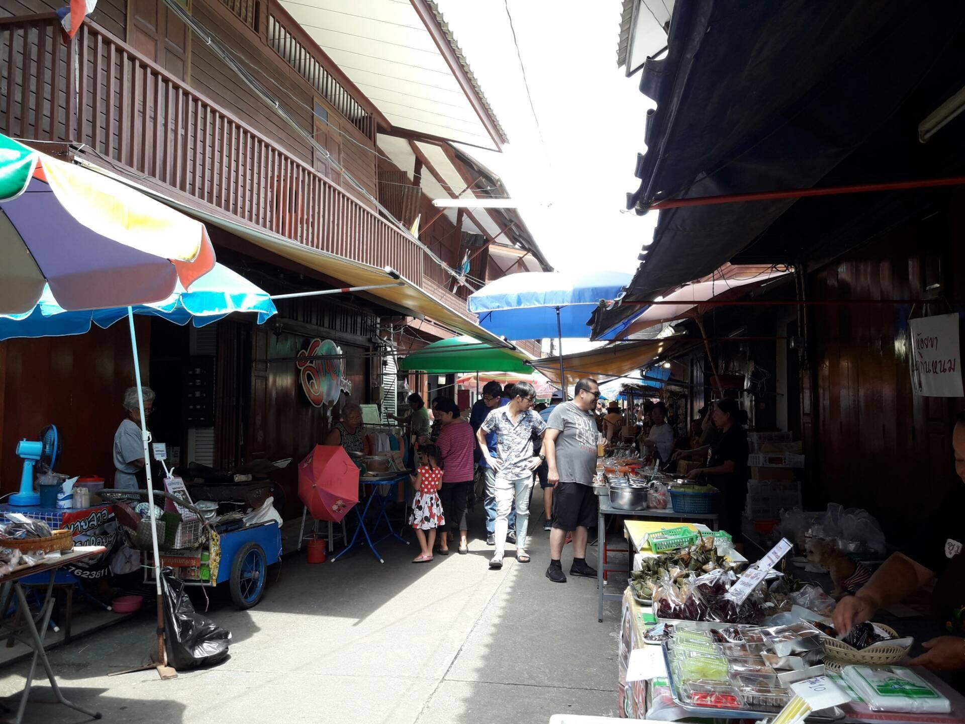 ขนมแปลก ชุมชนหนองบัว