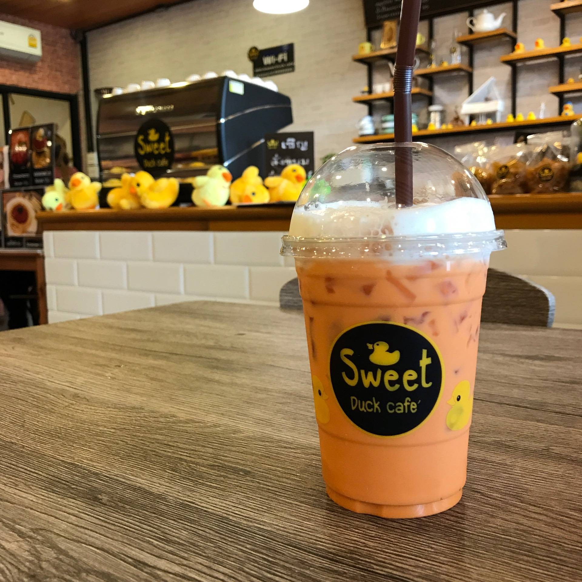 Sweet Duck Cafe'