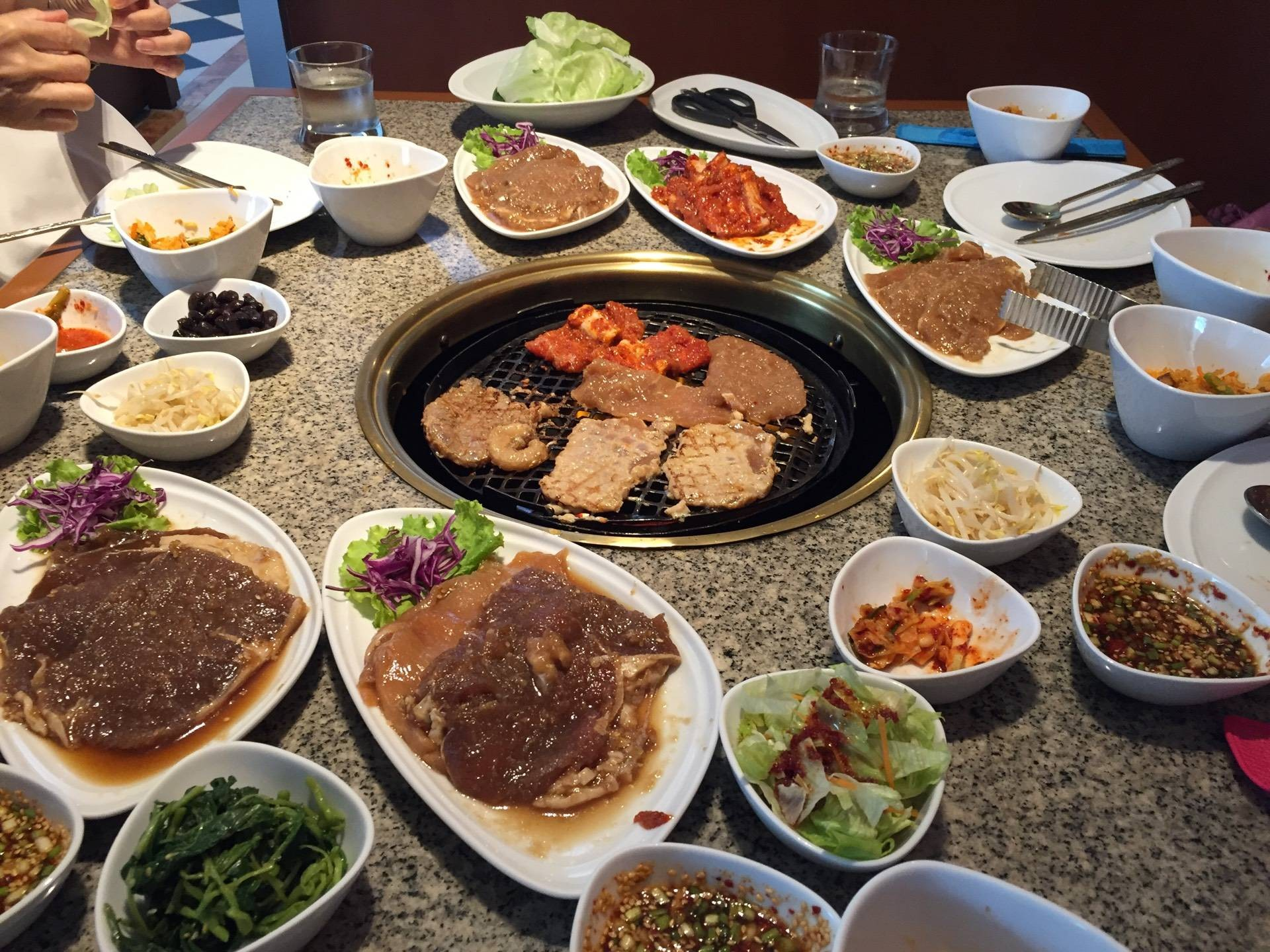 Kongju Korean Restaurant