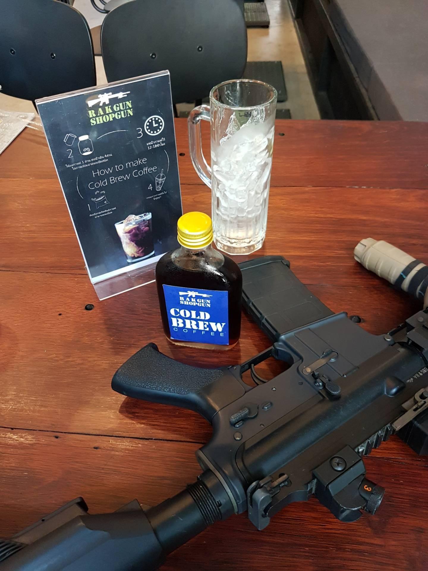 Rak Gun Shop Gun