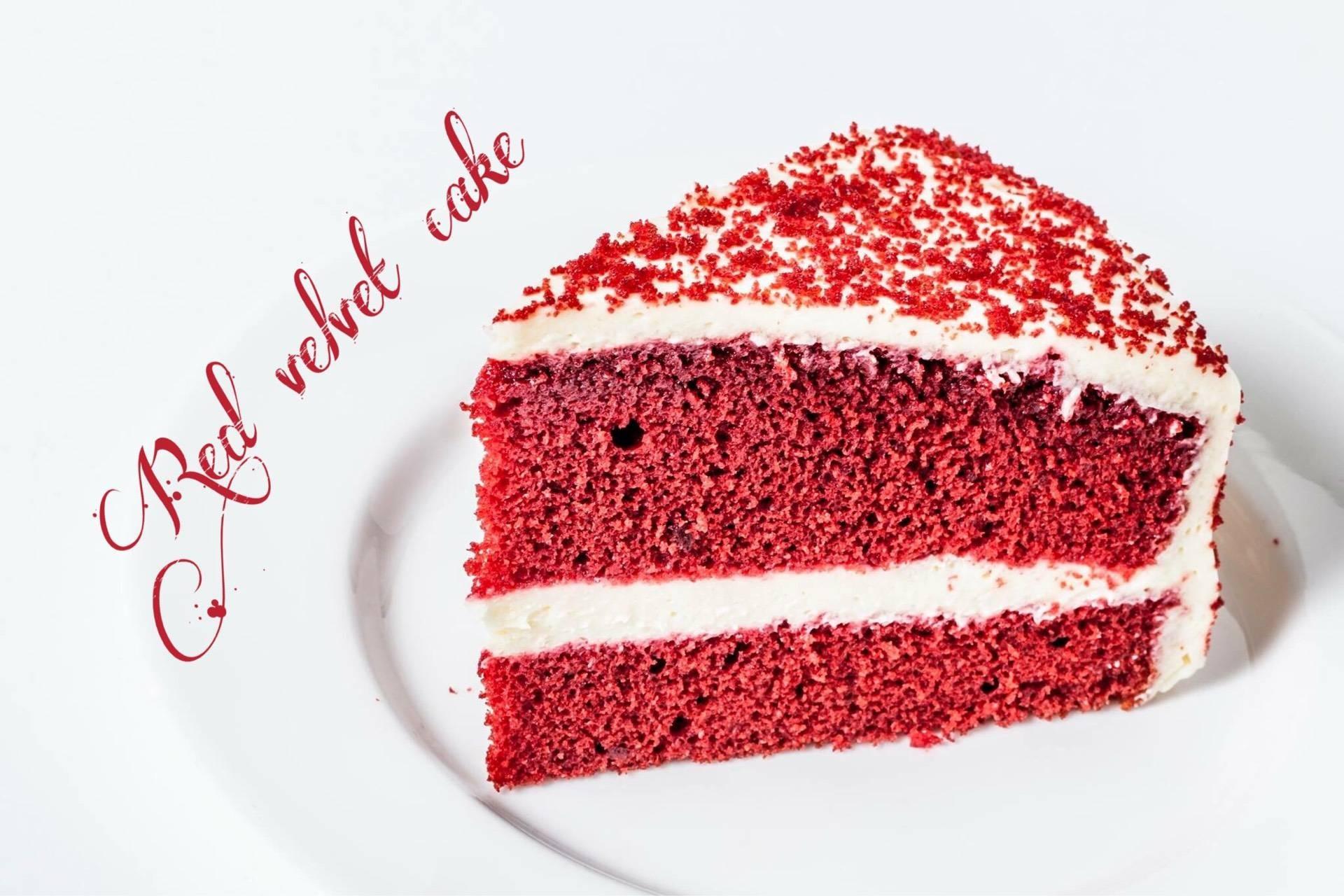 Red Velvet cake/120