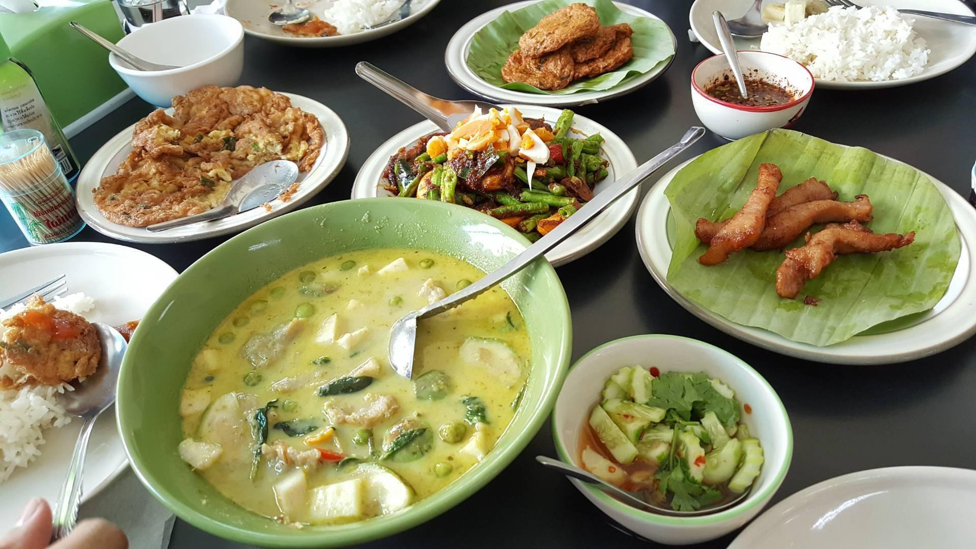 ครัวไทยบางมะกอก