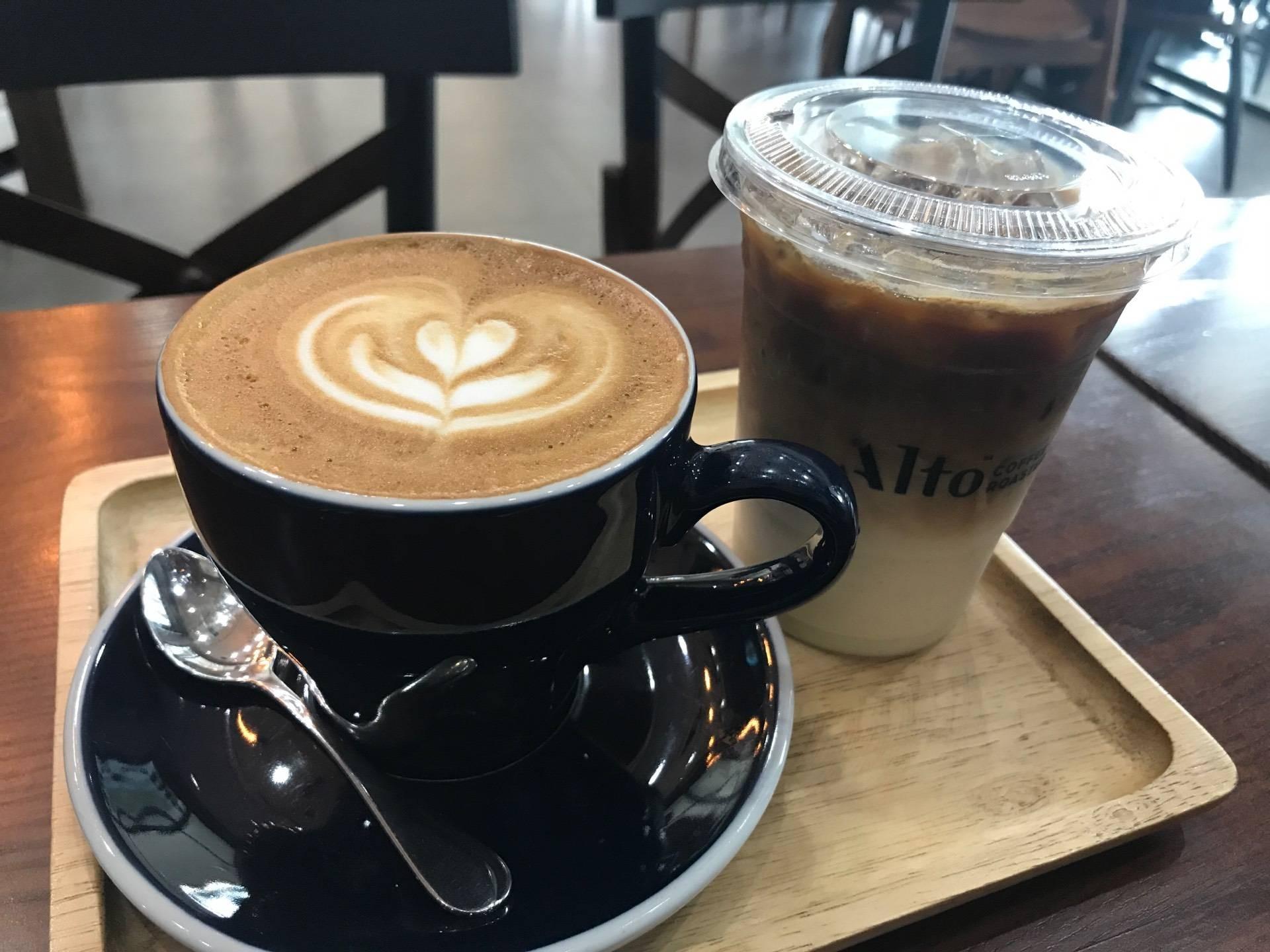 Alto Coffee Roasters เมกะ บางนา