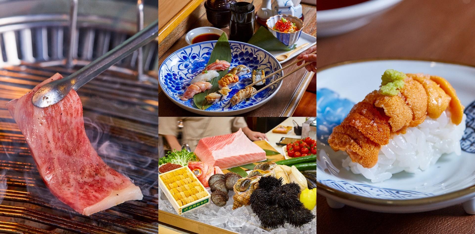 กำไรคูณสอง! อิ่มทั้งสไตล์โอมากาเสะ ยากินิคุ สุดพรีเมียม ที่ Sushi Cyu