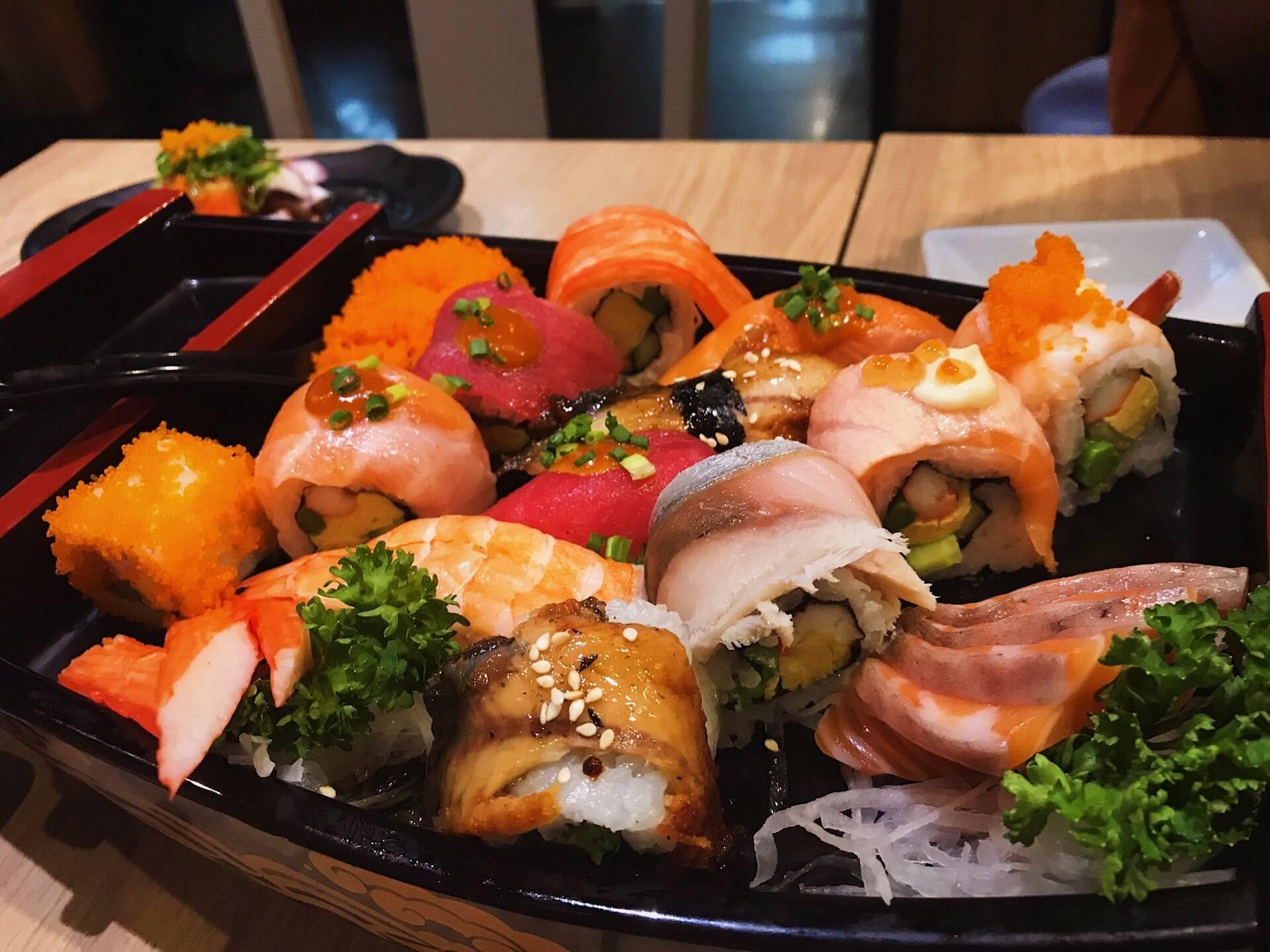 Kin Japanese Buffet & Ramen สยามสแควร์