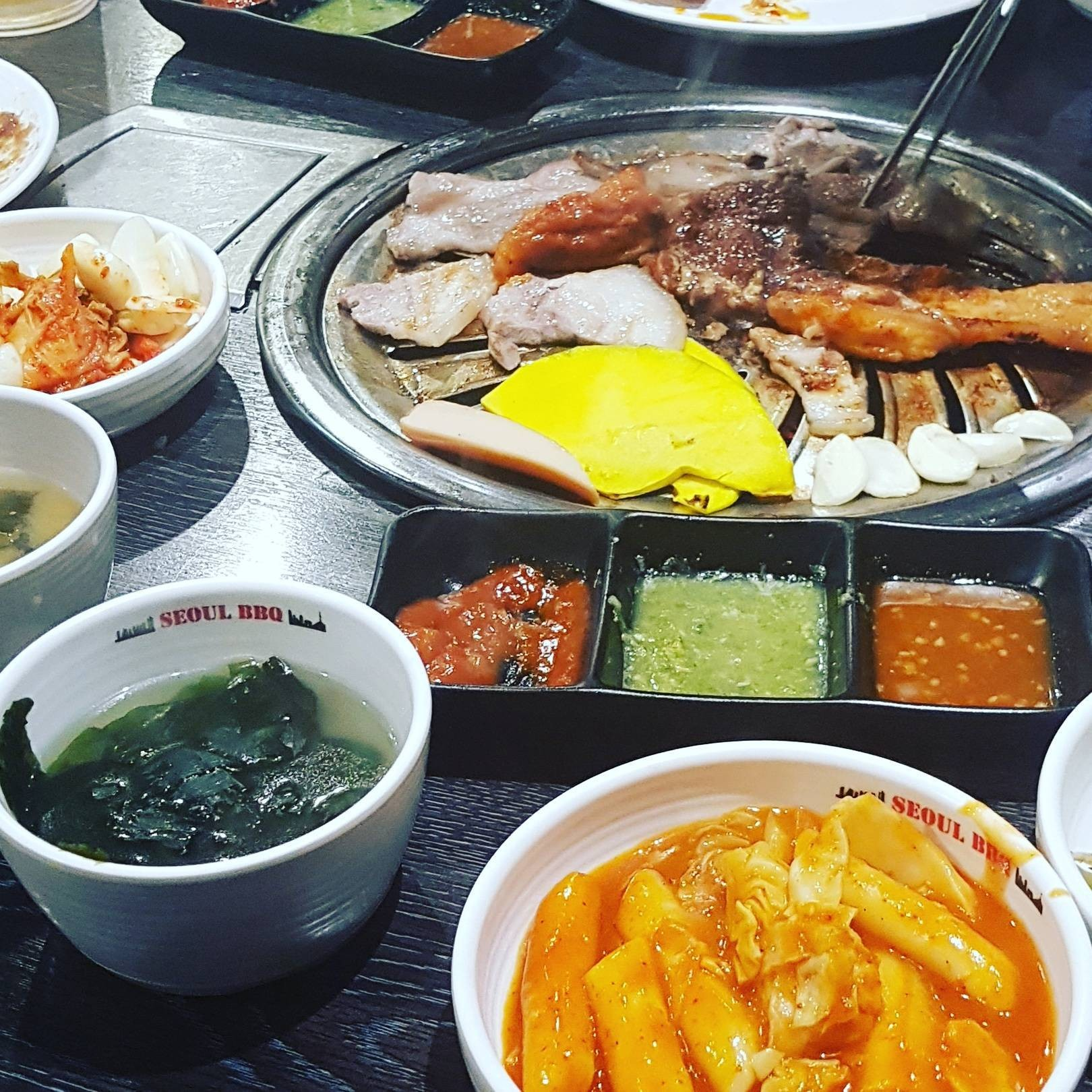 Seoul BBQ Korean Buffet Restaurant