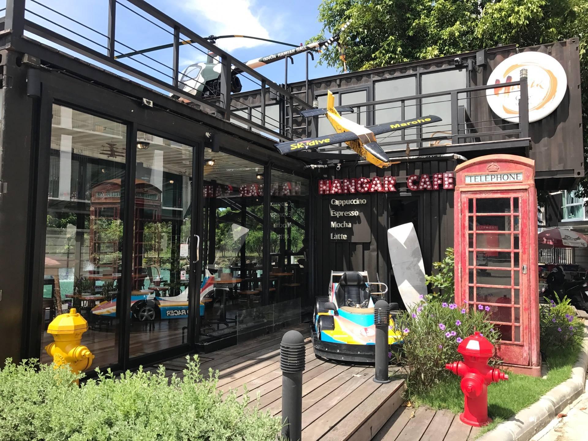 Hangar Cafe'