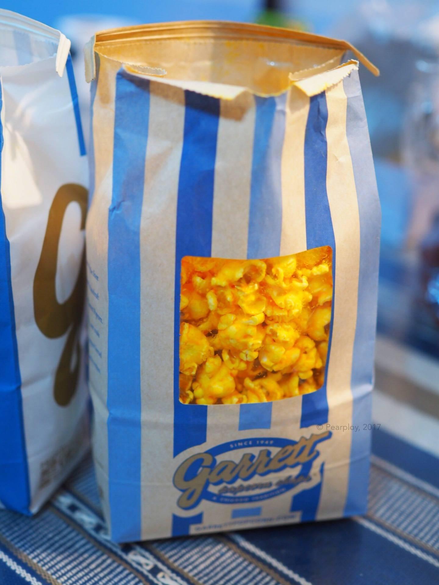 Garrett Popcorn สยามพารากอน