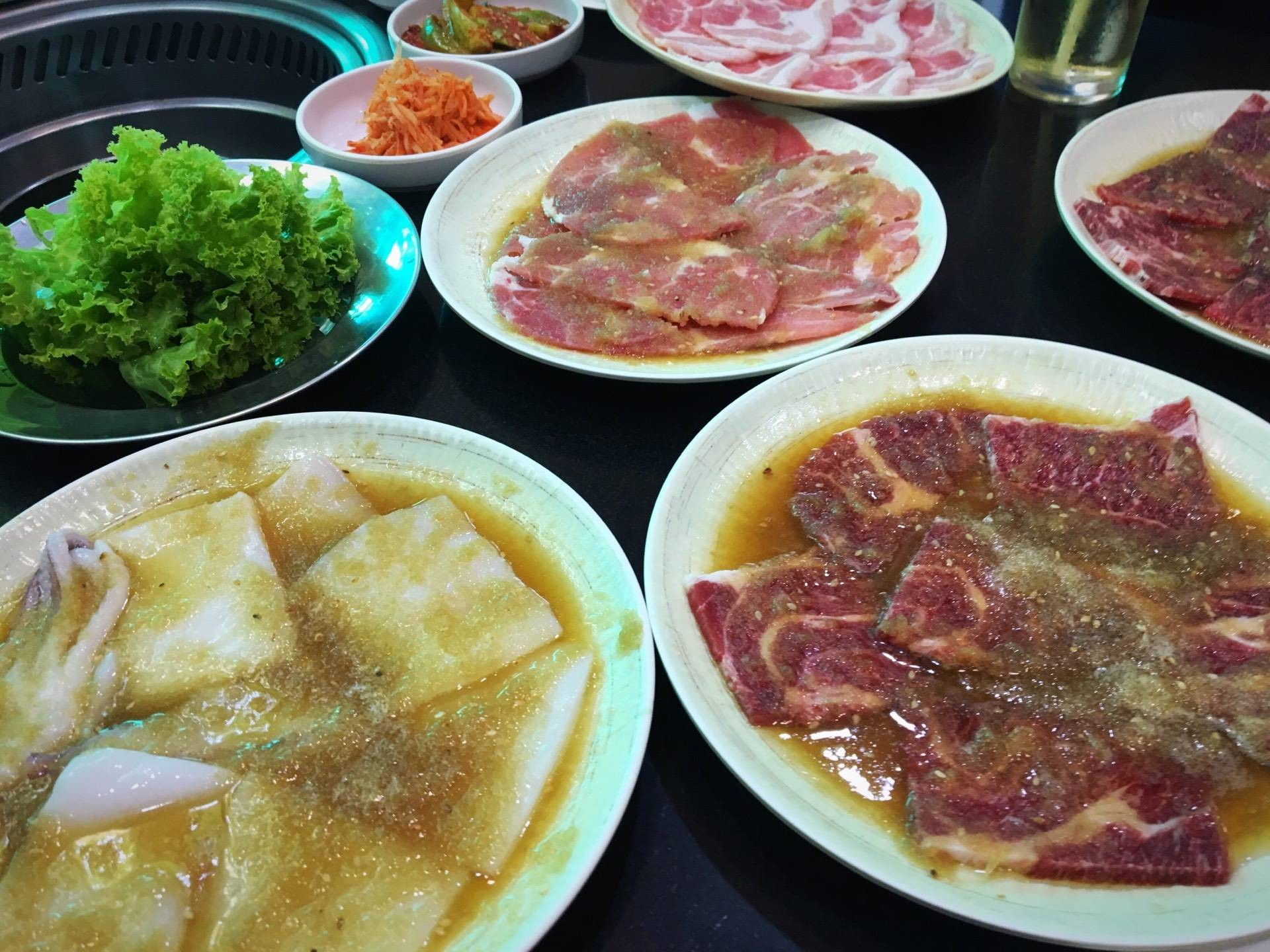 Ehwawon Korean BBQ
