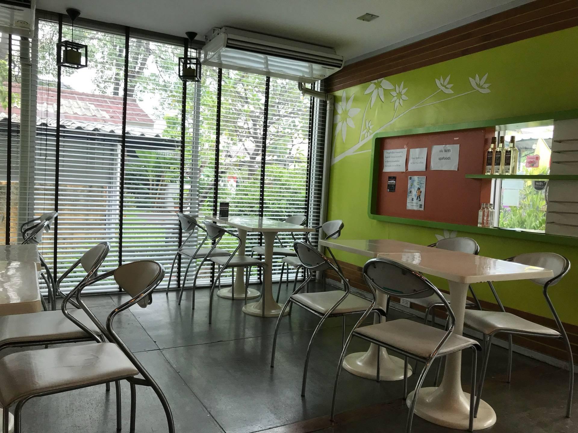 Spa Foods Restaurant พระราม 9