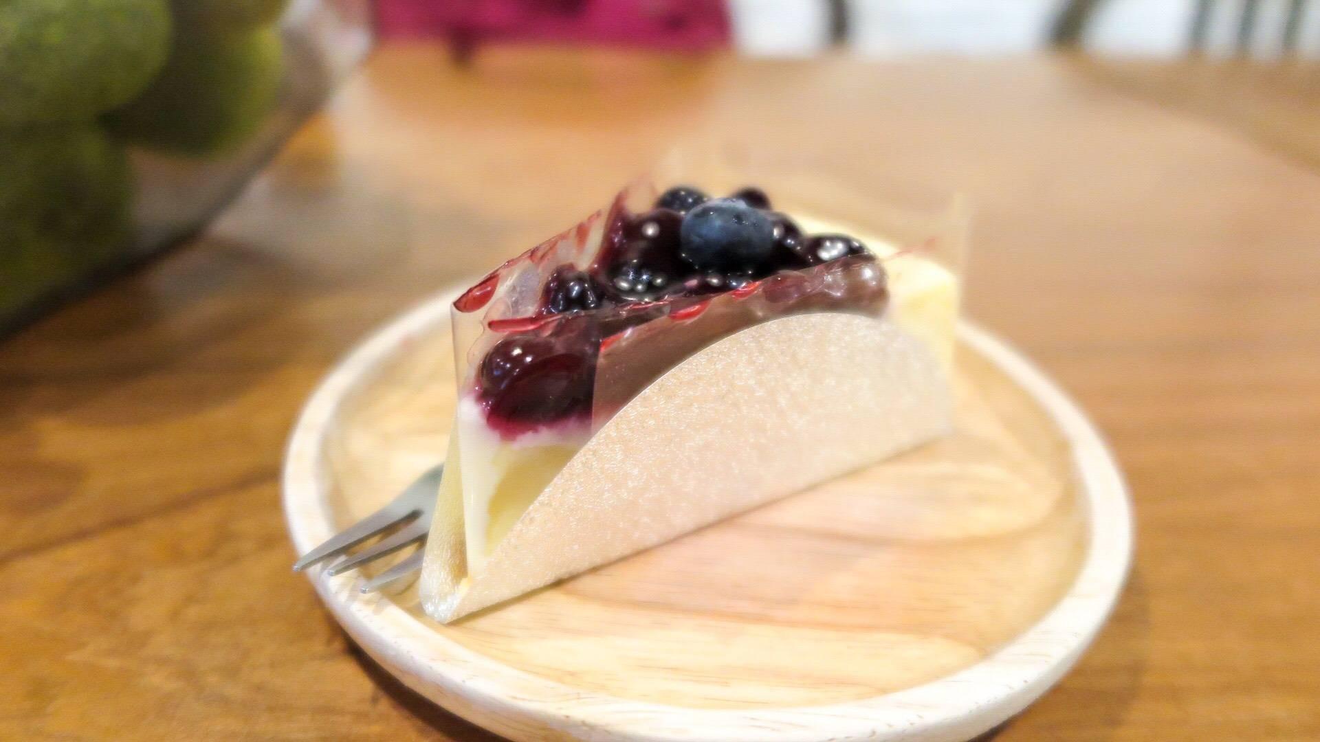 Blueberry Cheesecake (95THB)